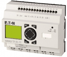 EATON EASY RELÉ EASY721-DC-TC 24VDC 12DI (4AI) 8DO 274121