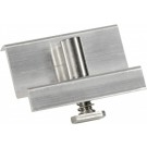 SSY SOLAR TRIC CLIP 37-41 MM ALUMINIUM MIDDLE CLAMP
