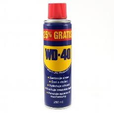 SPRAY WD 40  250ML              (36)