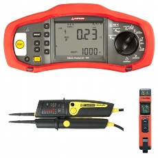 GHV AMPR MULTITESTER INSTALACE PROINSTALL 100 ELECTRICIAN KIT