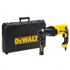 DEWALT KLADIVO EL D25133K, SDS-PLUS 26MM