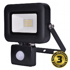 SOLIGHT REFLEKTOR LED PRO SE SENZOREM, 20W, 1700LM, 5000K, IP44, WM-20WS-L
